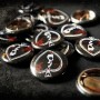 Button 25mm BUCK limited edition