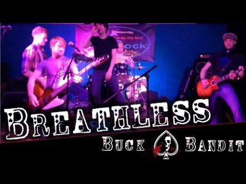 Buck Bandit - Breathless | Live @ BaRRock 18.10.2014